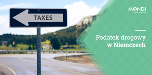 Podatek drogowy w Niemczech